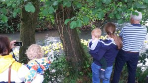 Trotton fete & duck race