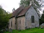 Image: St Mary's church, Chithurst